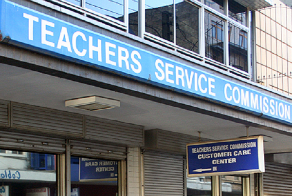Teachers Service Commission
